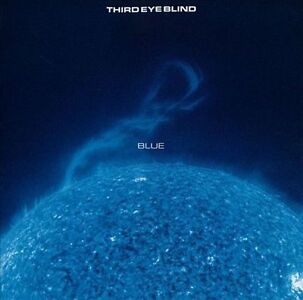 Blue [Clean] [PA] by Third Eye Blind CD 10 Days Late Slow Motion Darkness Rock