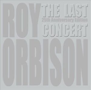 ROY ORBISON The Last Concert 25th Anniversary Edition CD/DVD NEW NTSC Region 0