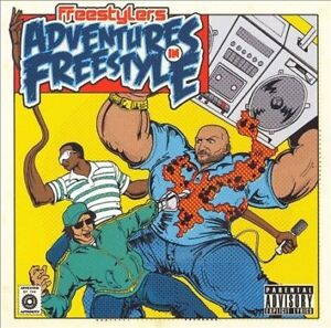Freestylers-Adventures In Freestyle CD NEW