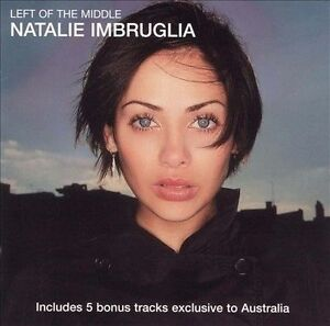 Natalie Imbruglia - Left of the Middle    *** BRAND NEW CD ***