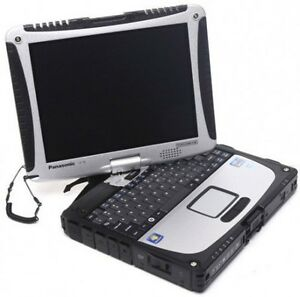 TouchScreen Panasonic Toughbook CF-19 Core i5  Tablet Notebook