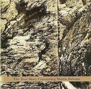 NEW True Story Concerning Martin Behaim (Audio CD)