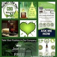 **CANNABIS SALES - ONLINE EASY CBD BUSINESS ** FREE **