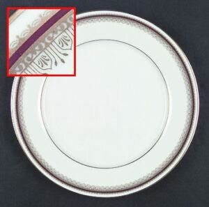 Noritake Doral Maroon China