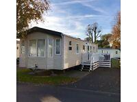 Caravan to rent Great location