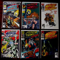 Ghost Rider/Blaze: Spirits of Vengeance - Full Run Marvel Comics