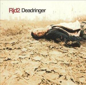 RJD2-Dead-Ringer-VINYL-LP-NEW-Bonus-Tracks