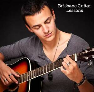 Guitar Lessons -Beginners to Advanced - Qualified teacher Stafford Brisbane North West Preview
