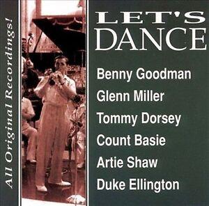 Let's Dance Various Artists Audio CD
