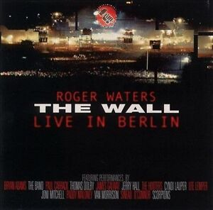 The Wall: Live in Berlin, 1990 [Remastered] [Remaster] by Roger Waters (CD,...