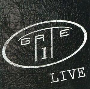 Gate 1-Live  (US IMPORT)  CD NEW