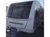Caravan 2021 - Compass Connoisseur 840