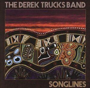 The Derek Trucks Band - Songlines       *** BRAND NEW CD ***