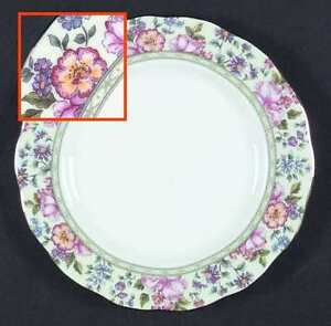 Royal Albert Hartington Salad Plate
