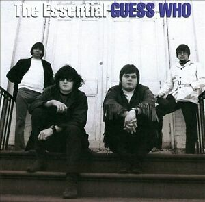 THE GUESS WHO The Essential 2CD BRAND NEW Best Of Greatest Hits