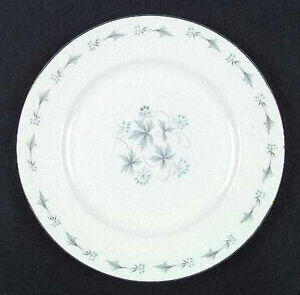Johnson Brothers Snowhite cereal bowls - 6 - Ballad pattern