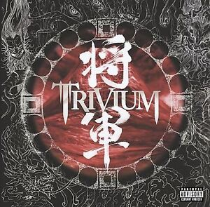 Shogun [PA] by Trivium (CD, Sep-2008, Roadrunner Records)