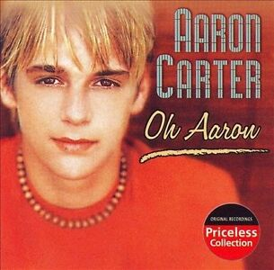 Aaron Carter - Aaron Carter [New Cd]
