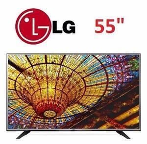 "REFURB LG 55"" 4K UHD SMART LED TV   55 INCH TELEVISION HDTV HIGH DEFINITION HOME THEATRE 98789431"