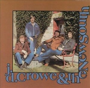 NEW J.D. Crowe & The New South (Audio CD)