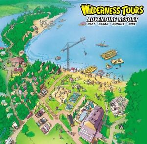 Wilderness Tours $1000 certificate for only $500