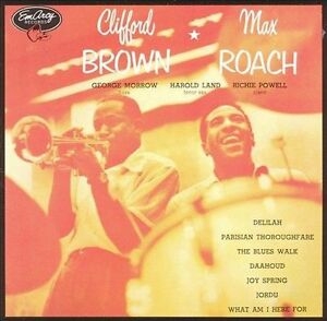 NEW Clifford Brown & Max Roach (VME - Remastered) (Audio CD)