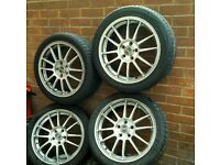 Alloy wheels alloys tyres super light weight stamped