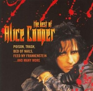Best of Alice Cooper - Alice Cooper New & Sealed CD Free Postage
