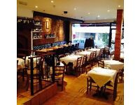 WAITING STAFF/SUPERVISOR FOR ITALIAN RESTAURANT - RIALTO LOUNGE