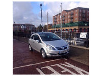 VAUXHALL CORSA BREEZE 2008 1.2 ltr Panoramic roof