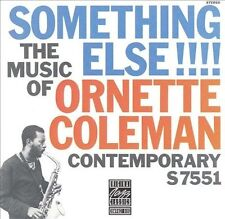 Something Else: The Music of Ornette Coleman by Ornette Coleman (CD