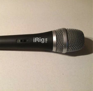 Micro iRig apple