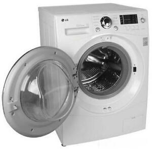LG ALL IN ONE WASHER & DRYER VENTLESS 24'' 110 VOLTAGE PERFECT FOR APARTMENTS