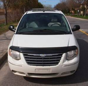 2007 Chrysler TOWN COUNTRY LIMITED Minivan Loaded NEW PRICE