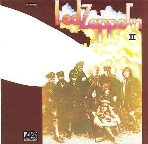 Led-Zeppelin-II-CD-Remaster-Sealed-New