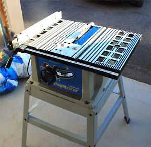 Table Saw / Scie  à table Shopmaster