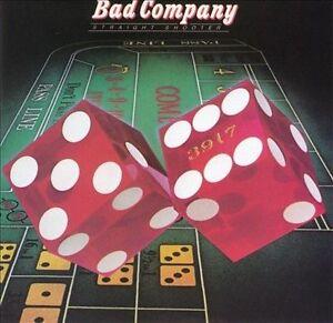 BAD COMPANY Straight Shooter CD BRAND NEW