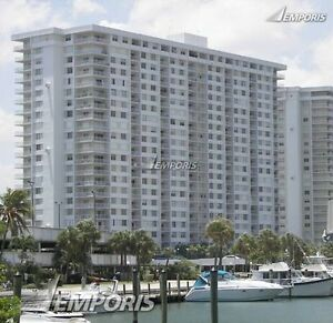 Florida Sunny isles condo for rent (winter 2018)