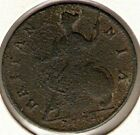 Uncertified 1734 Year UK Coins
