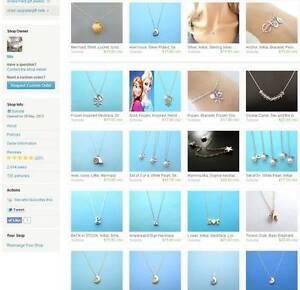 Initial, Sterling, Silver, Chain, Anchor, Bracelet Regina Regina Area image 4