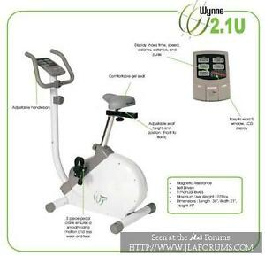 Wynne Exercise Bike