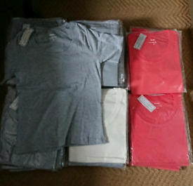 New Job lot wholesale cotton sleep t shirts