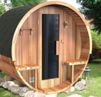 Sauna Traditional Cedar