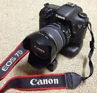 Canon 7D Kit Used