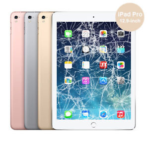 iPad Air 2, Pro 9.7 & Pro 10.5 Cracked Glass/Mainboard Repair