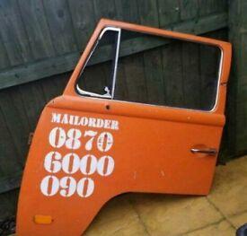 VW Bay Window T2 Camper Van Door 68 -79 From a Fat Face store!