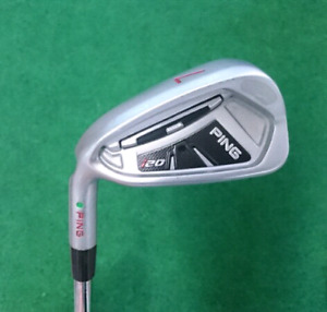 PING I20 IRONS SET 5-PW NEW GRIPS LEFT HANDED LH EXCELLENT CONDT