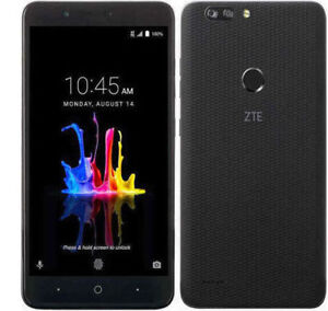 "ZTE Blade Z Max Brand New 4G LTE 32 GB 6"" HD Display 16 MP"