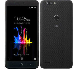 "ZTE Blade Z Max Brand New 4G LTE 32GB 6"" HD Display 16MP"