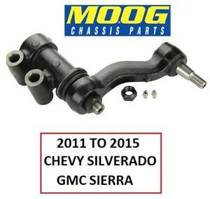 NEW MOOG STEERING IDLER ARM K400018 212414040 2011 TO 2015 CHEVY SILVERADO AND GMC SIERRA TRUCK AUTO PARTS